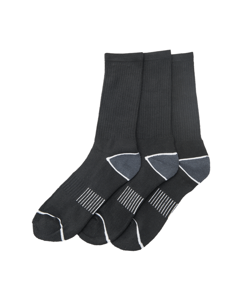 ENDURANCE Hoope - Unisex Sports Socks, 3-Pack.