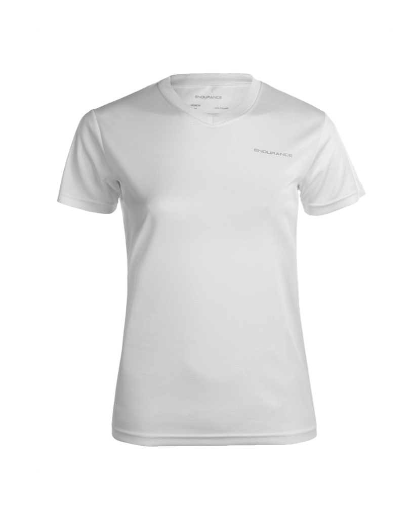 ENDURANCE Vista - Womens Performance Tee