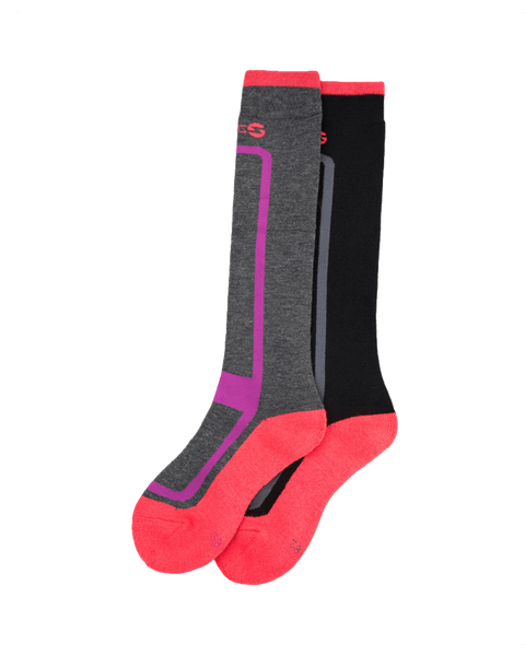 Zigzag Williams - 2-pack Ski Socks