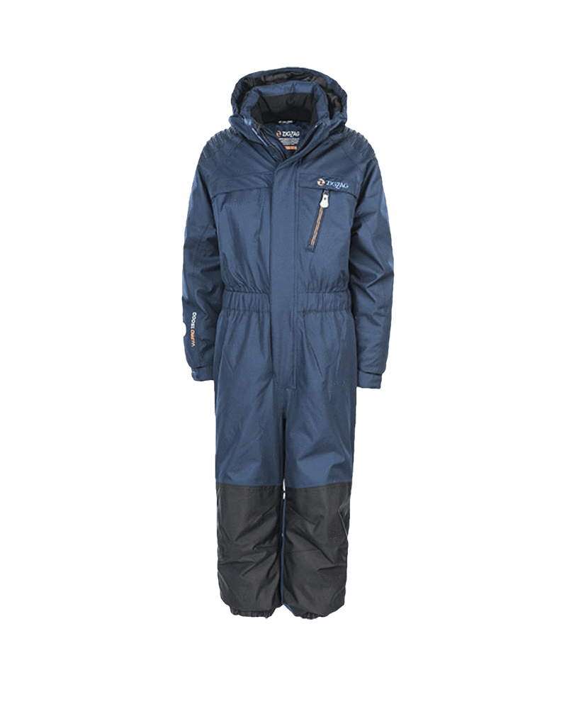 Zigzag Forrest - Coverall W-PRO 15000