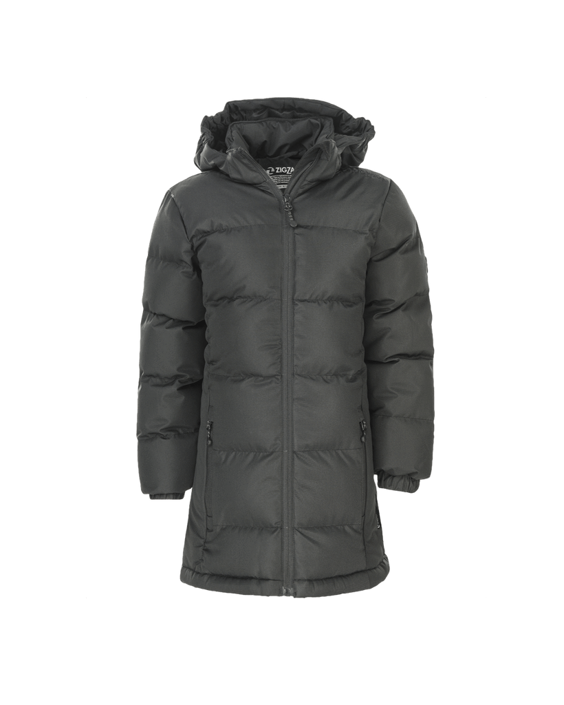 Zigzag Wickau - Girls Long Pro-lite Jacket