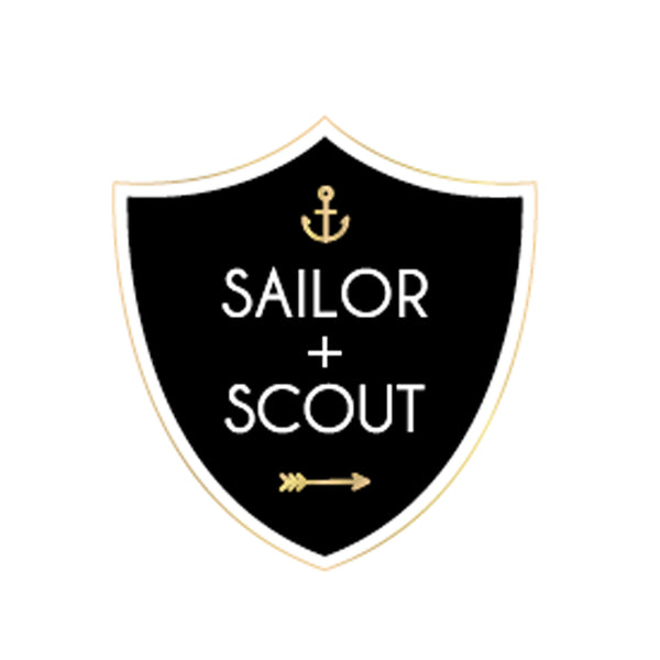 """Melle Van Sambeek/ Sailor & Scout"""