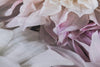 Dahlia Dream // 100% Luxury Linen Pillowcases (pair)