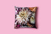 Dahlia Dream - Silk Velvet Cushion // BACK IN STOCK!!