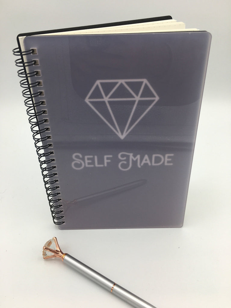 """Self Made"" Bullet Journal"