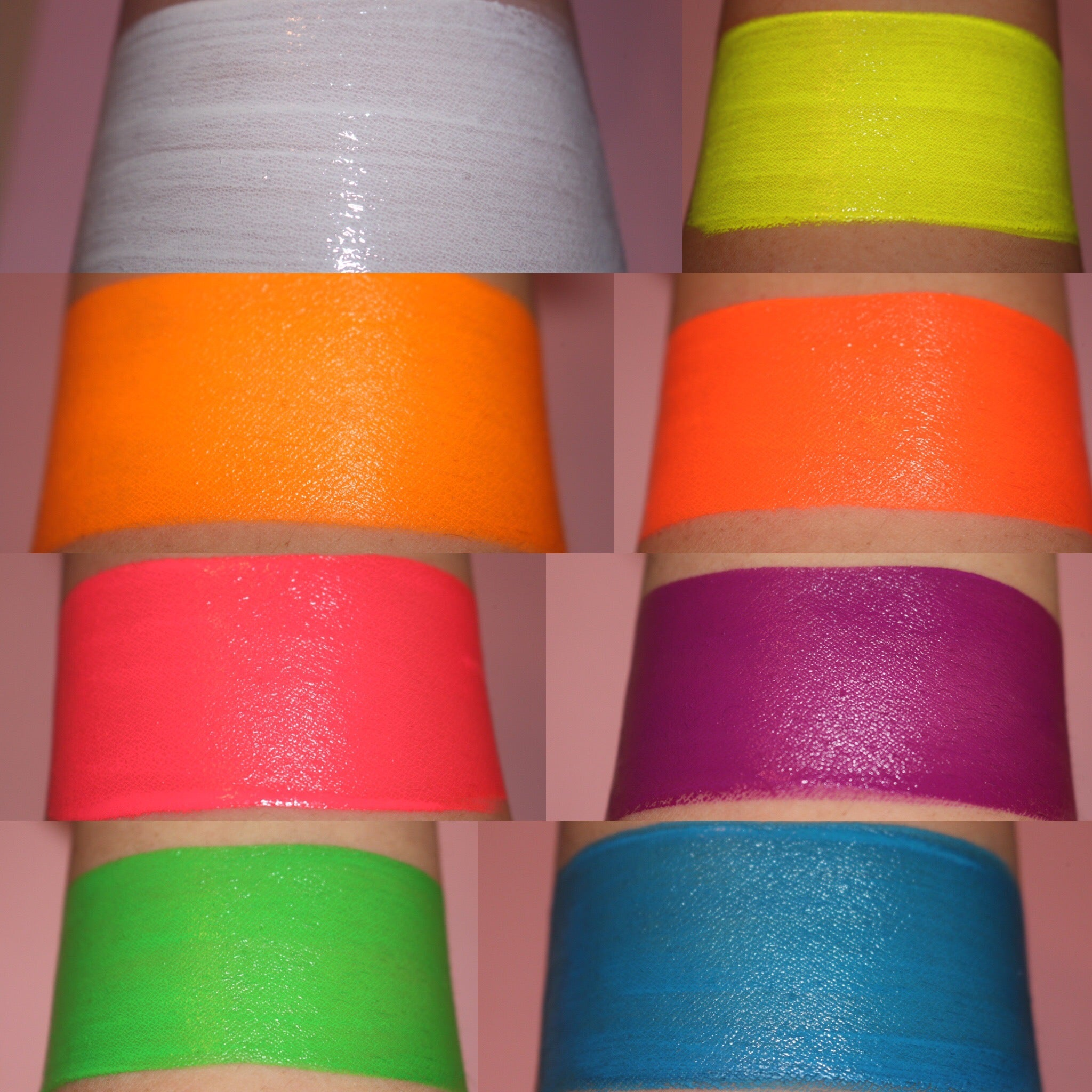 UV Colorant Vessels