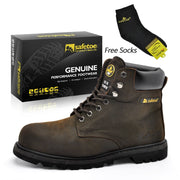 Safetoe Men's Work Boots Safety Shoes