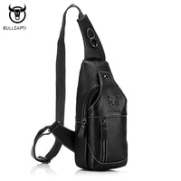 Bullcaptain Men Genuine Leather Bag