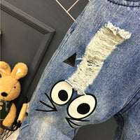 New 2018 Baby Boys Girls Jeans Pants