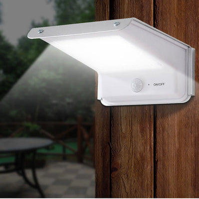 20 Led Solar Lamp Motion Sensor Outdoor Waterproof