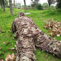New three kinds snakes Python pattern camouflage ghillie suit