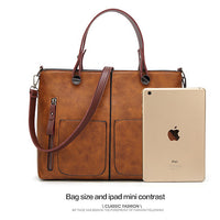 Tinkin Vintage Women Shoulder Bag