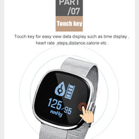 KAIHAI wristband Blood Pressure Heart Rate Monitor