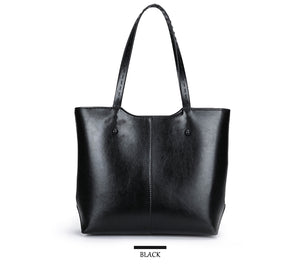 DIZHIGE Women Handbags  High Quality Leather