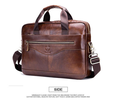 BULLCAPTAIN New Fashion briefcase