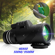 New Arrival 40X60 Day & Night Vision Dual-Focus HD