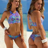 Spot 2020 Europe and the United States New Women's wear bikini
