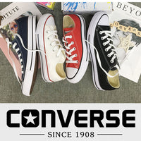 Authentic Converse ALL STAR Classic Breathable Canvas Low-Cut