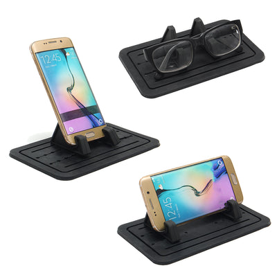 Universal Car Silicon Pad Dash Phone Holder