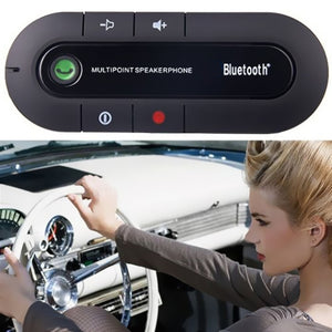 Universal Bluetooth Car Kit Wireless Speakerphone