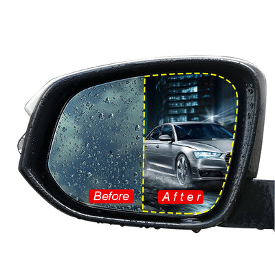 Car Anti-Fog Rear View Mirror