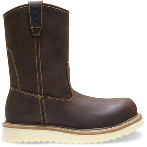 "Wolverine Men Loader 10"" Steel-Toe Wedge Boot"