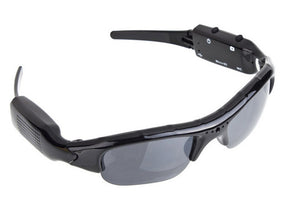 New style  Digital Audio Video Mini Camera DVR Sunglasses