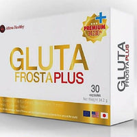 Gluta Frosta Plus anti-aging reduces freckles dark spots Whitening Skin