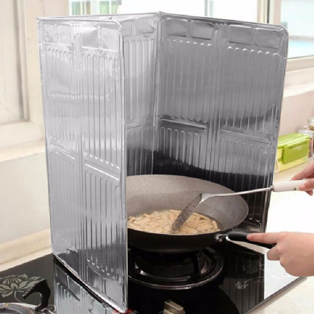 Cooking Cover Anti-Splatter Shield