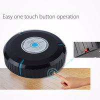 Home Cleaner Robotic Smart  Mop Dust Cleaner