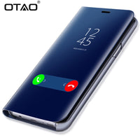 OTAO Clear View Mirror Phone Case For iPhone
