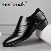 Merkmak 2020 new business men Oxfords shoes