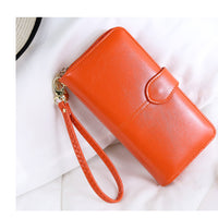 Wallet Brand Coin Purse Split Leather Women Wallet Purse