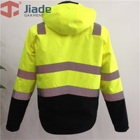 Jiade Men's Work Wear Winter Jacket