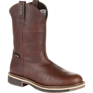 Rocky Cody Waterproof Pull-On Western Boot