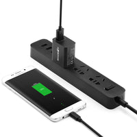 BlitzWolf® USB Charger EU US UK AU Adapter  iphone 8 8+ iphone X Xiaomi Samsung