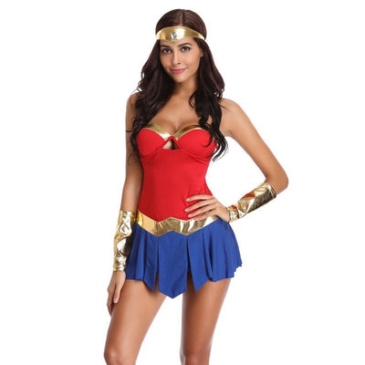 Sexy Wonder Woman Costumes