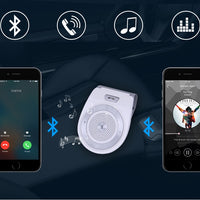 2018 Car Bluetooth Kit T821 Handsfree Speaker Phone