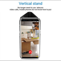 Clear View Mirror Case for Samsung, iPhone