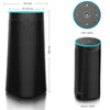 Smart Speaker Bluetooth Voice Controlled, Alexa AI Echo