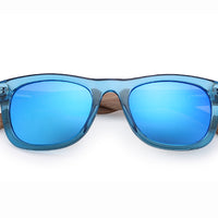 HU WOOD Brand Children Sunglasses