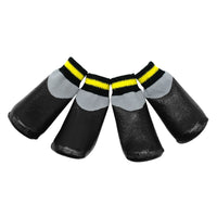 4 pcs/set Outdoor Waterproof Nonslip Anti-Stain Dog Cat Socks