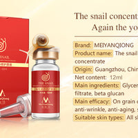 High Quality Snail 100% pure plant extract Hyaluronic acid