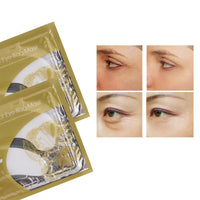 40 pcs=20 pairs Collagen Crystal Eye Mask