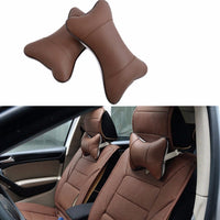 SEKINEW Car Seat Headrest Pad Neck Pillow