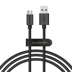 BlitzWolf Micro USB Cable 1m, (3.3 ft) Mobile Phone Cables