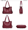 VANDERWAH Top-handle bags leather luxury Handbags