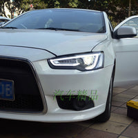 VLAND Car Auto Head Lamp + Tail Lamp for Lancer