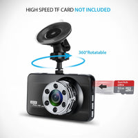 Eaglecam Car DVR Full HD 1080p Novatek  Dash Cam