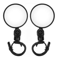 2 pcs Bicycle Rear view Mirror